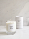 Coconut Milk Petite Candle - Stitch And Feather