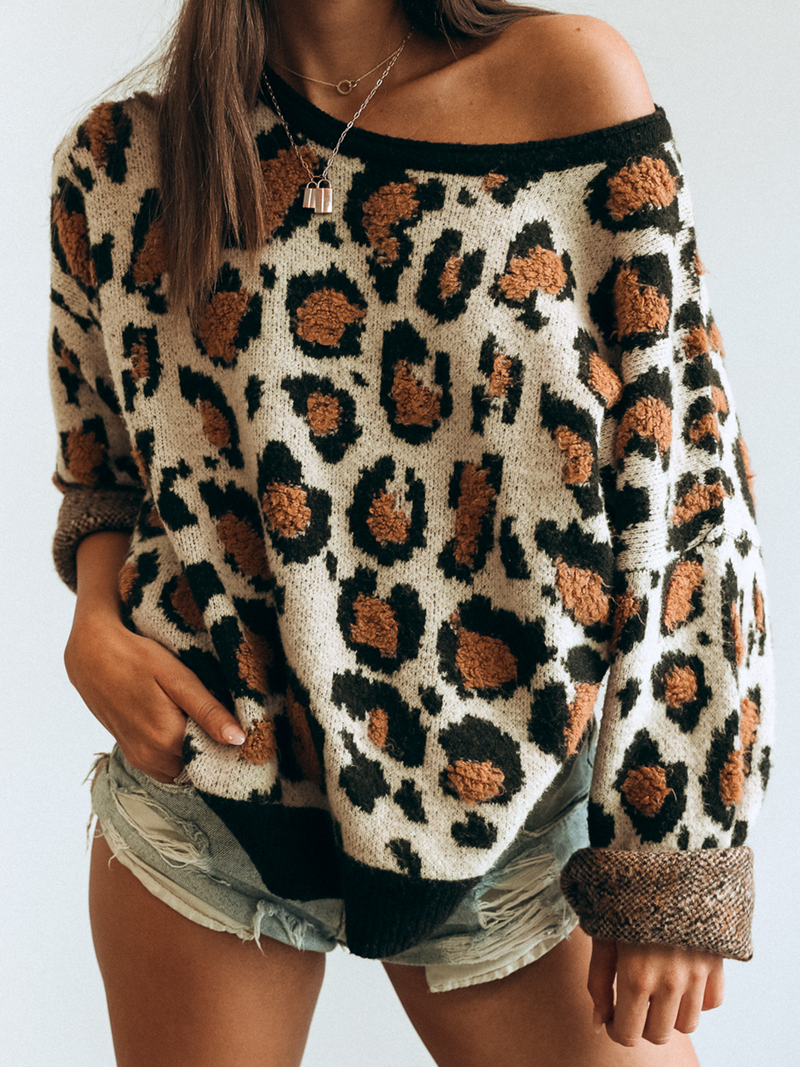 Stay Cozy Sweater - Stitch And Feather