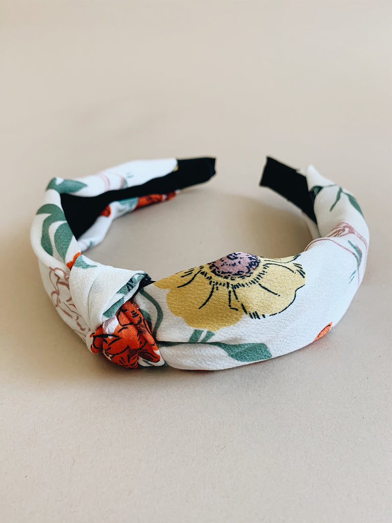 Daisy Headband - Stitch And Feather
