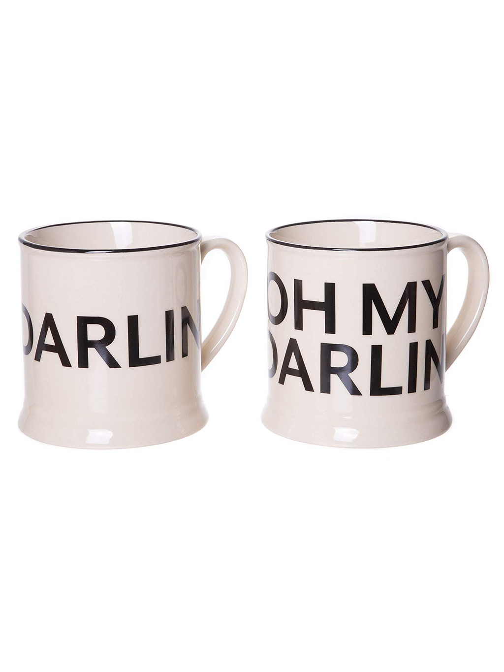 Darlin' Mug - Stitch And Feather
