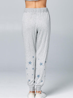 Star Terry Pants