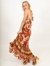 Paisley Dream Maxi Dress - Stitch And Feather