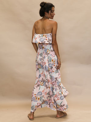 Sittin' Pretty Maxi Dress - Stitch And Feather