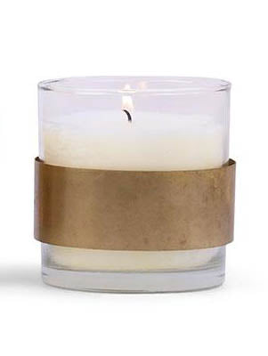 Dwell Candle / Violet + Vanilla