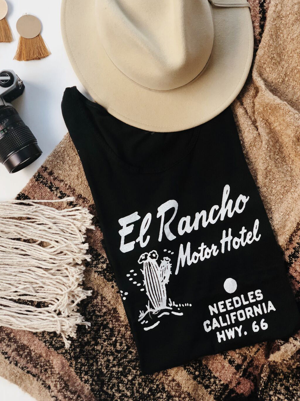 El Rancho Rad Tee by Bandit Brand - Stitch And Feather