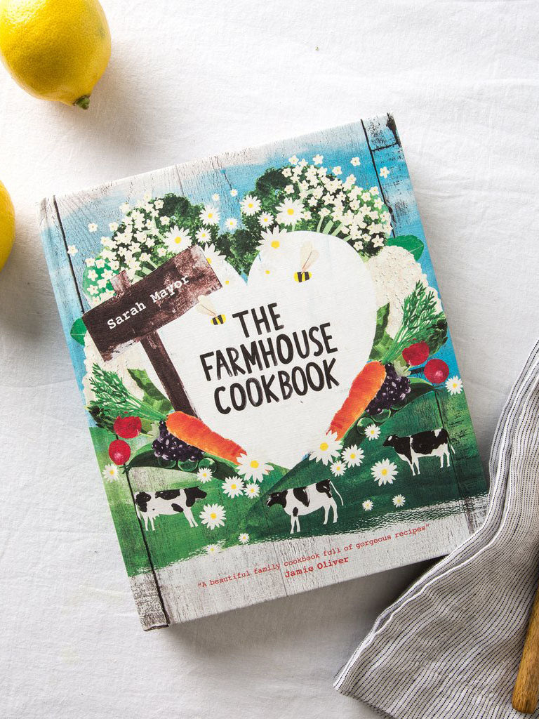 The Farmhouse Cookbook - Stitch And Feather