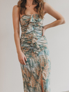 Island Time Midi Dress - Stitch And Feather