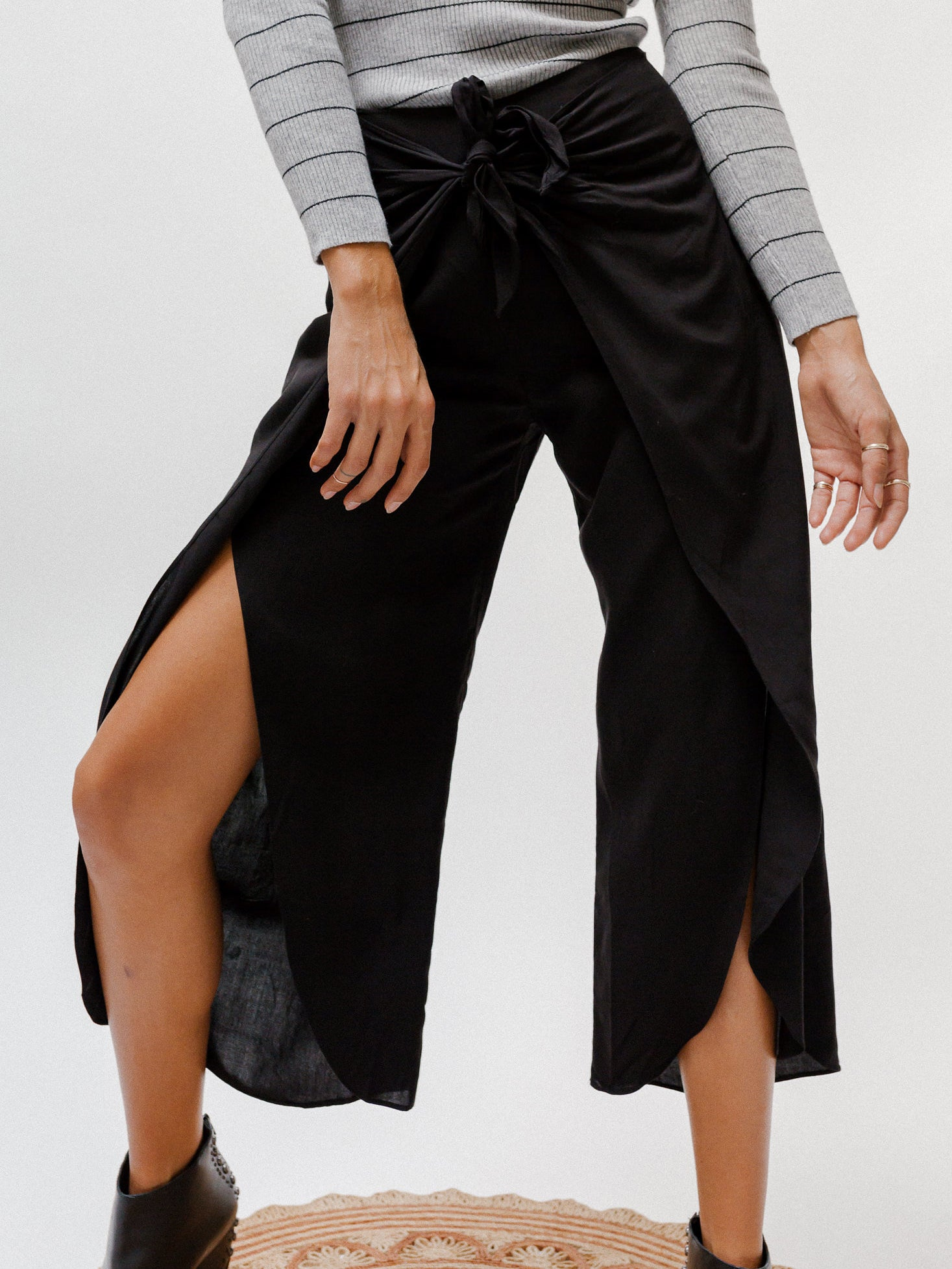 Gypsy Road Wrap Pants