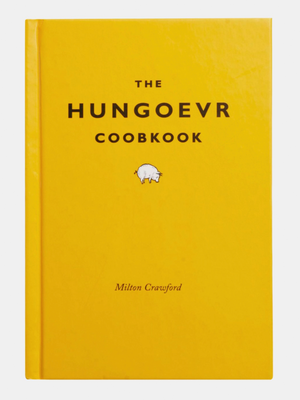 Hungover Cookbook - Stitch And Feather