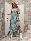 In The Skies Maxi Dress - Stitch And Feather