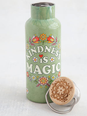 Kindness is Magic Traveler Bottle - Stitch And Feather