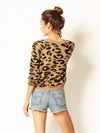 leopard, leopard sweater, knit, comfy, cozy, nt17988, animal print