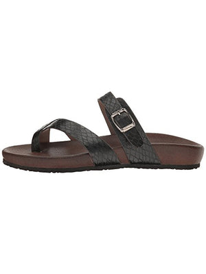 Neva Sandals - Stitch And Feather
