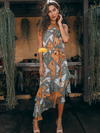 Only One Maxi Dress - Stitch And Feather