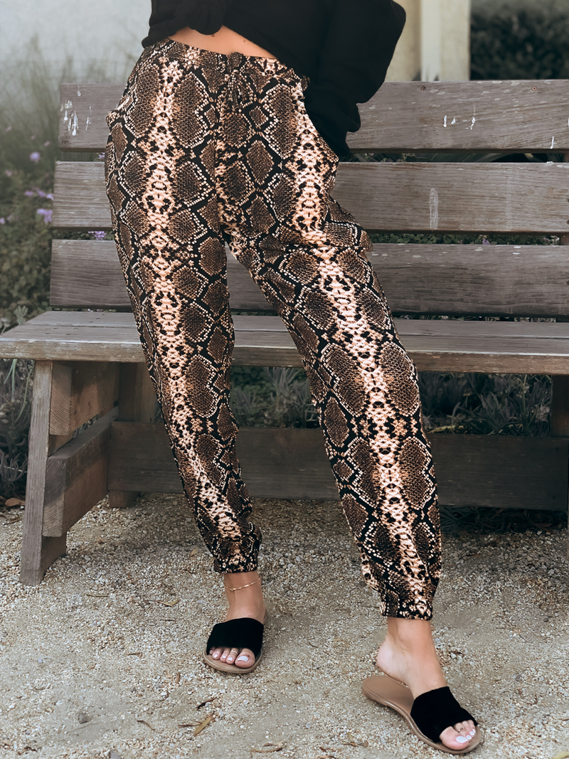 Prowlin' Jogger in Python - Stitch And Feather
