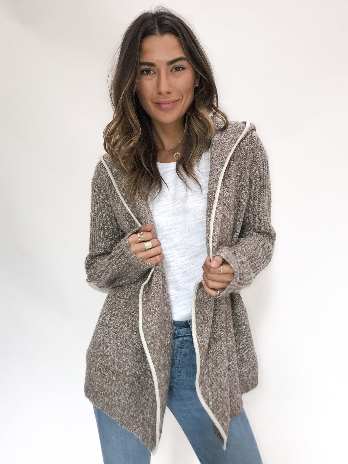 Patch of The Day Cardigan