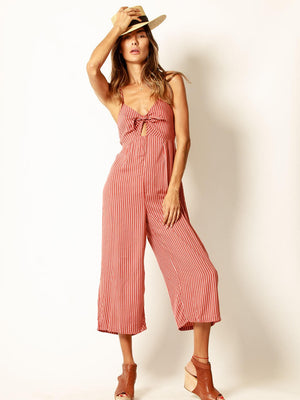 Rose Bliss jumpsuit - Stitch And Feather