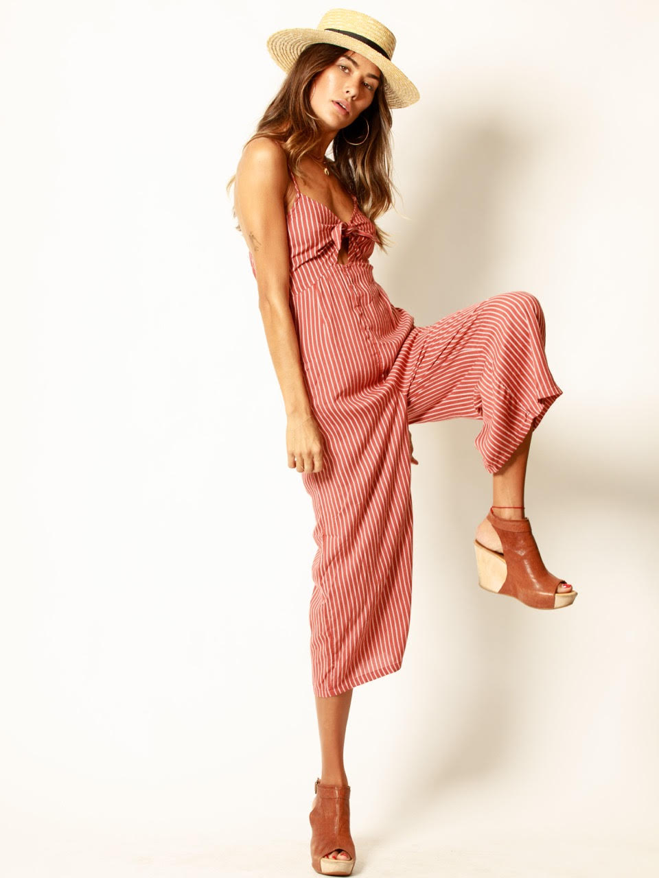 e7477458e4 Rose Bliss jumpsuit - Stitch And Feather