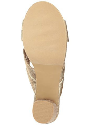 Shine On Gold Sandals