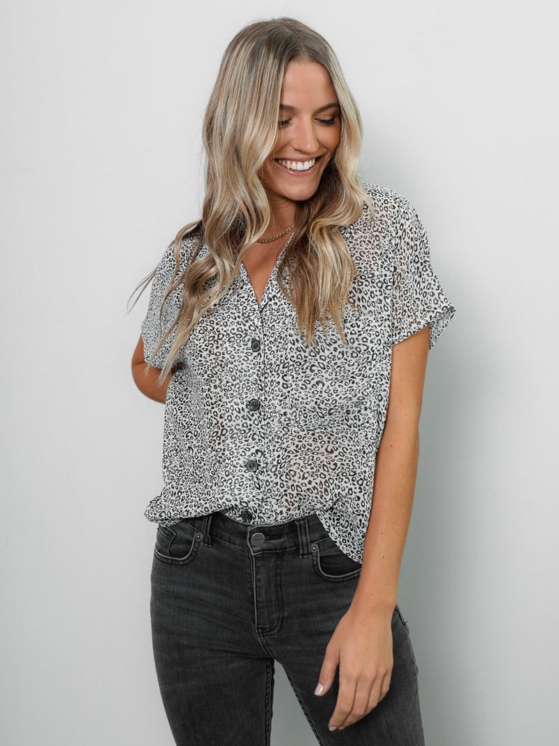Sweet Friday Top - Stitch And Feather