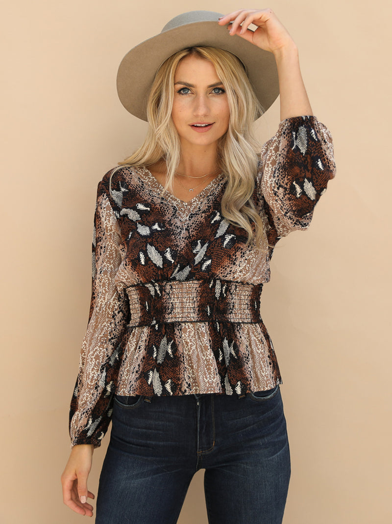 All About You Top - Stitch And Feather