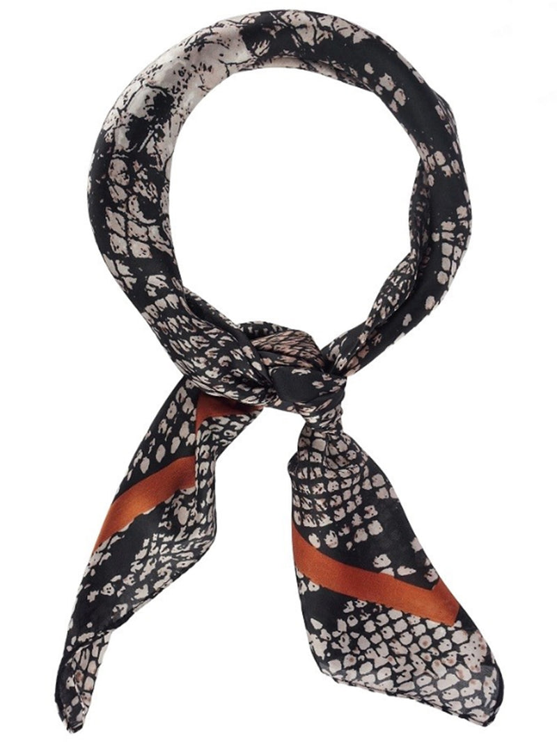 Snake Neckerchief - Stitch And Feather