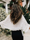 Stardust Eyelet Blouse - Stitch And Feather