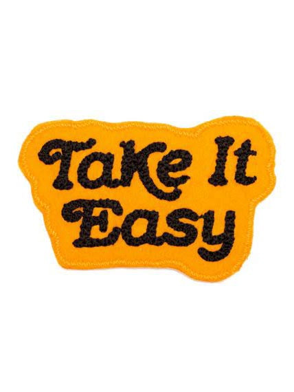 Take It Easy Patch