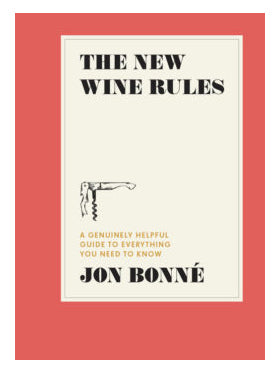 jon bonne, book, wine, ten speed press, paperie, wine night