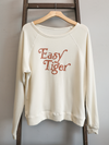 Easy Tiger Pullover - Stitch And Feather