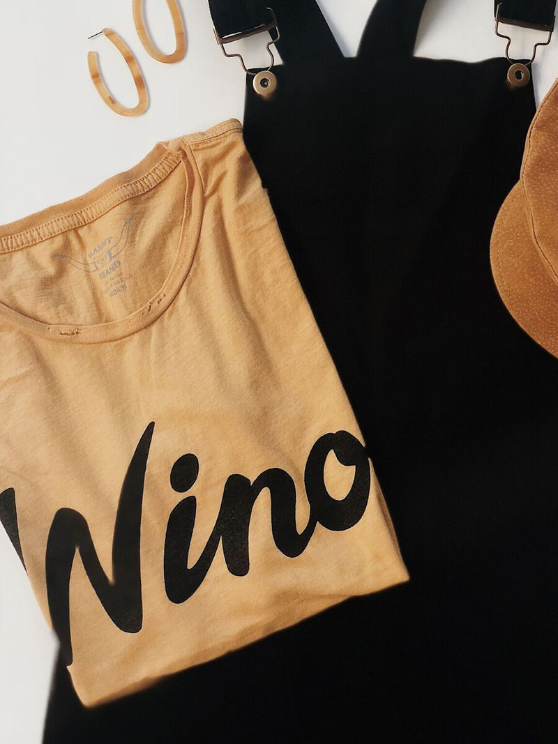 Wino Tee by Bandit Brand - Stitch And Feather