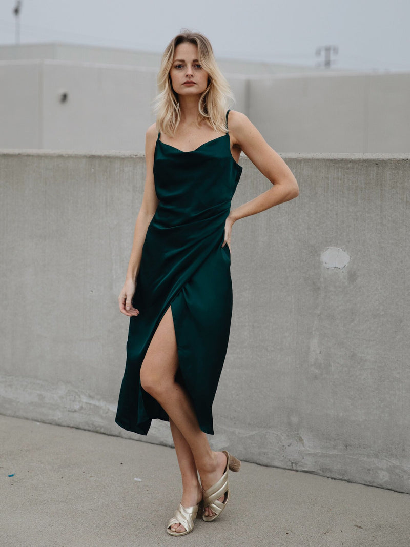 Emerald Bay Slip Dress
