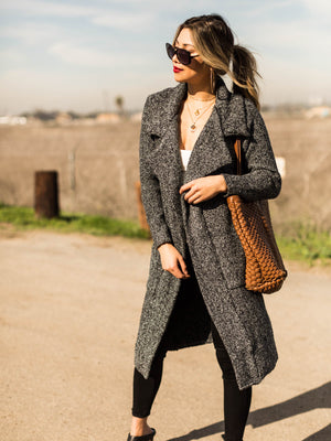 Uptown Trench Coat