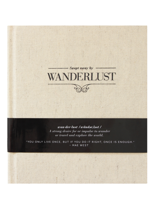 Swept Away By Wanderlust by Axel & Ash - Stitch And Feather