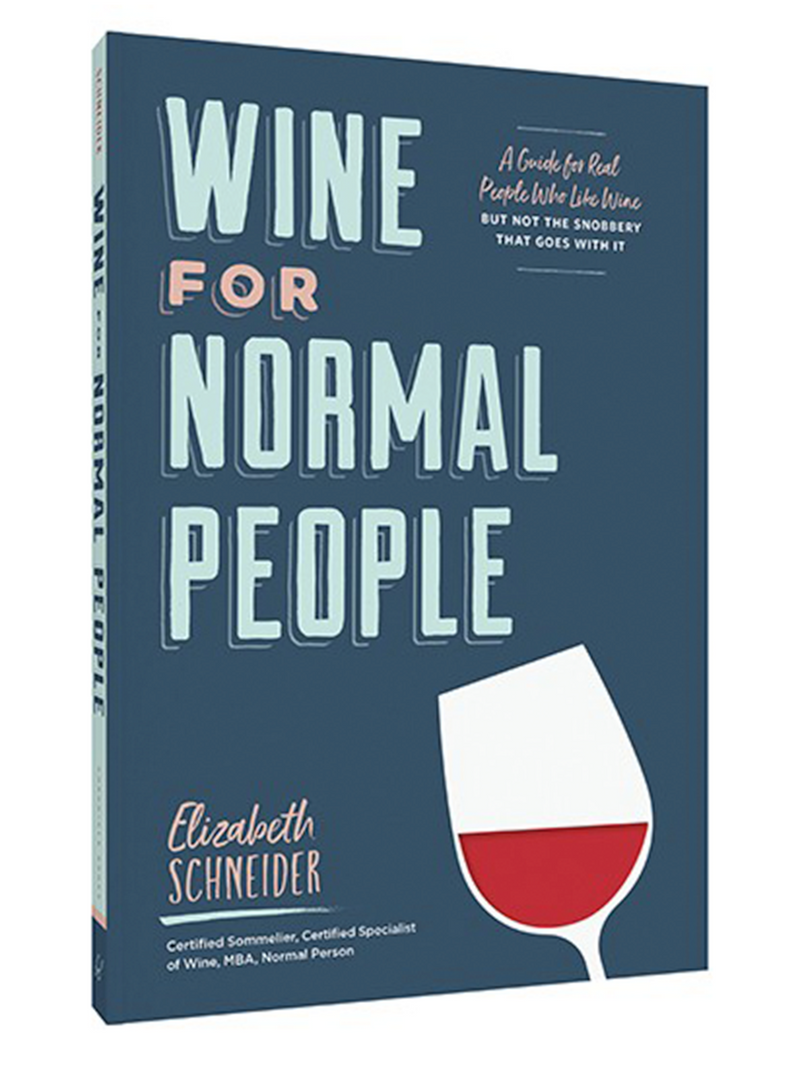 Wine for Normal People - Stitch And Feather