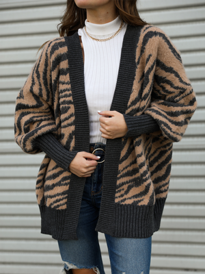 Wildest Dreams Cardigan - Stitch And Feather