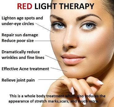 wrinkles fine lines ageing old age acne spots crows feet collagen red blue light therapy laser treatment serum cream saggy skin loose