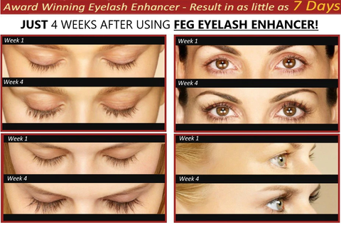 eye lash enhancer lashes fuller thicker longer