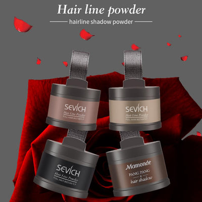 Premium Hairline Powder with Incredible Coverage! - Craftted
