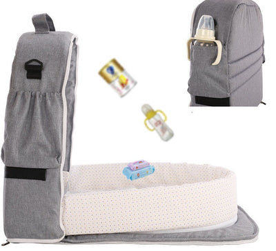 Mommy's Premium Baby Crib Bag