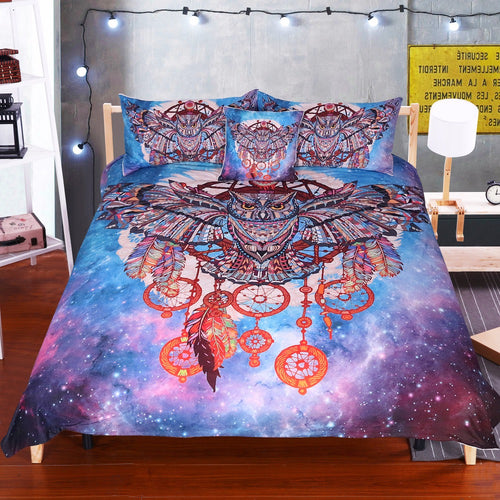 Starry Dream Catcher Bedding - Craftted