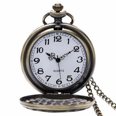 2nd Amendment Pocket Watch - Craftted