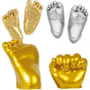 Incredible 3D Hand & Foot Keepsake Mould - Craftted