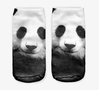 3D Animal Socks Collection - Craftted