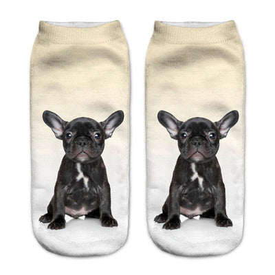 3D Dog Socks Collection - Craftted