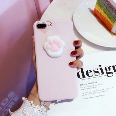 3D Kitty Phone Case - Craftted