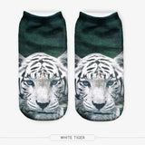 3D Wild Animal Socks Collection-Wild Animal Socks-Craftted