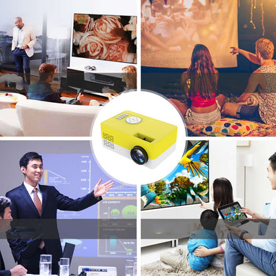Premium Theatre & Gaming Projector!