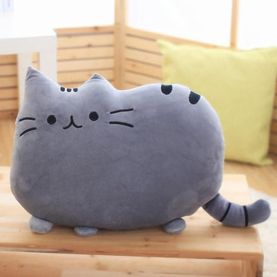 Cartoon Cat Cushion - Craftted