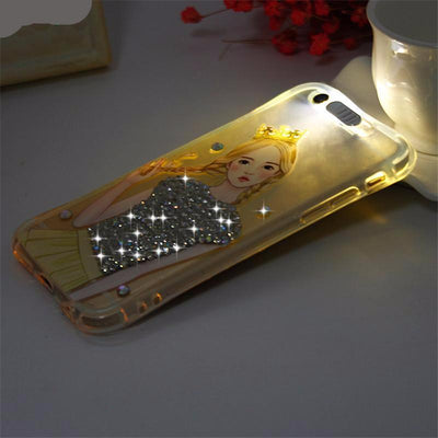 Cute Phone Cases - LED Flash - Craftted